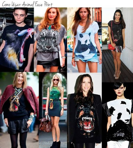 como-usar-animal-face-print-tendencia-t-shirts-com-estampa-de-cara-de-animal-blog-onca-de-tule