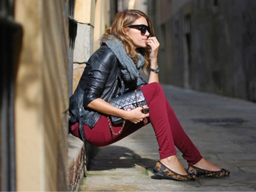 blog-love-shoes-tendência-inverno-2013-cor-burgundy-street-style4