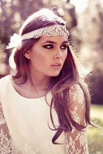 boho-wedding-hairstyle-with-headband