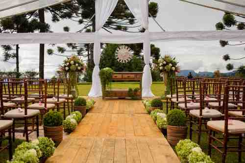 Altar Wedding Experience Montanha